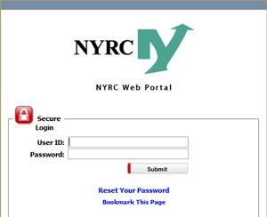 NYRC Web Portal